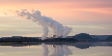 Qualité de l'air, pollution extérieure: émissions d'ammoniac