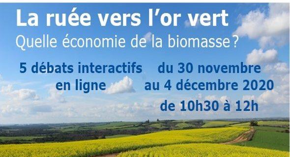 AllEnvi Solutions est partenaire des Journées EpE sur la biomasse